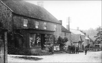 Ludwell Stores c.1906